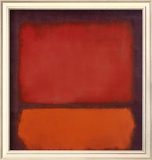 Untitled Poster by Mark Rothko