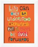 Life Print by Helen Dardik