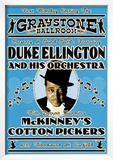 Duke Ellington and His Orchestra at the Graystone Ballroom, New York City, 1933 Posters by Dennis Loren