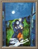 Chryssoie Obra de arte por Marc Chagall