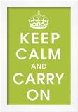Keep Calm (kiwi) Art