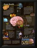 Brain Health Prints