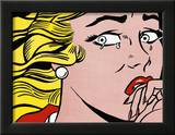 Crying Girl, c.1963 Prints by Roy Lichtenstein