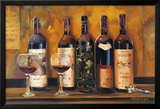 Cellar Reds Prints by Marilyn Hageman