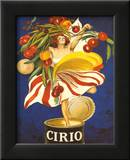 Cirio Prints by Leonetto Cappiello