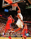 Chris Bosh 2012-13 Action Photo