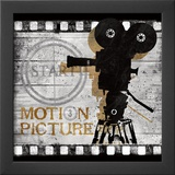 Motion Picture Prints by Conrad Knutsen