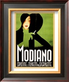 Modiano 1935 Print by Franz Lenhart
