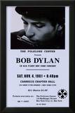 Bob Dylan, Carnegie Hall, 1961 Posters