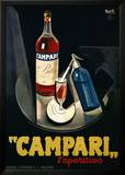 Campari Posters by Marcello Nizzoli