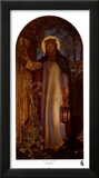 The Light of the World Prints by William Holman Hunt