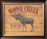 Moose Creek Prints by Stephanie Marrott