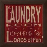 Laundry Room Prints