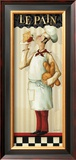 Chef's Masterpiece III Prints by Lisa Audit