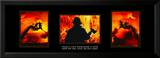 Valor: Firefighter Triptych Posters