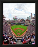 Target Field 2010 Framed Photographic Print