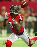 Roddy White 2012 NFC Divisional Playoff Action Photo