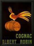 Cognac Albert Robin Posters by Leonetto Cappiello