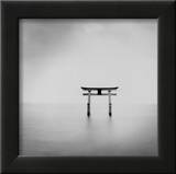 Torii, Takaishima, Honshu, Japan, 2002 Prints by Michael Kenna
