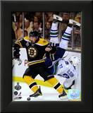 Boston Bruins - Brad Marchand Check Framed Photographic Print