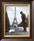 Champ de Mars, Paris Posters by Robert Doisneau