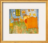 The Bedroom at Arles, c.1887 Posters by Vincent van Gogh