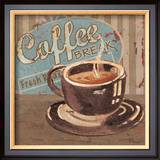 Coffee Brew Sign I Posters by Paul Brent
