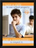 School Property Prints