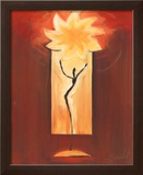 Sun Dance Poster by Alfred Gockel
