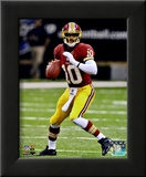 Robert Griffin III (RG3) 2012 Action Framed Photographic Print