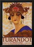 Puccini, Turandot Prints