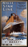 White Star Line Prints