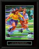 Achievement: Soccer Posters by Bill Hall