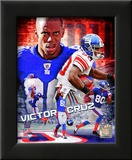 Victor Cruz 2012 Portrait Plus Framed Photographic Print