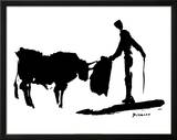 Bullfight II Prints by Pablo Picasso