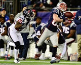 Wes Welker 2012 AFC Divisonal Playoff Action Photo
