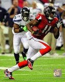 Julio Jones 2012 NFC Divisional Playoff Action Photo