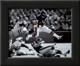 Walter Payton Framed Photographic Print