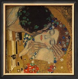 The Kiss, c.1907 (detail) Prints by Gustav Klimt