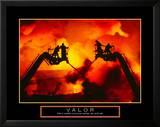 Valor: Firefighter Art