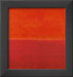 No. 3, 1967 Poster by Mark Rothko