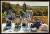 A Wine Tasting Posters by Marilyn Hageman
