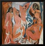 Les Demoiselles d'Avignon, c.1907 Prints by Pablo Picasso