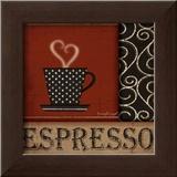 Espresso Posters by Jennifer Pugh