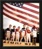 Pride: American Flag Print