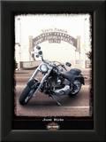 Just Ride Prints by Helen Flint