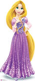 Rapunzel Royal Debut - Disney Lifesize Standup Poster Stand Up