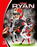 NFL Matt Ryan 2013 Portrait Plus Photo