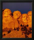 Leaders: Mount Rushmore Prints