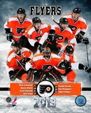 Philadelphia Flyers 2012-13 Team Composite Photo